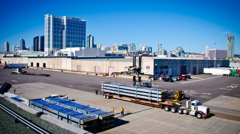 Image of the Port of San Diego