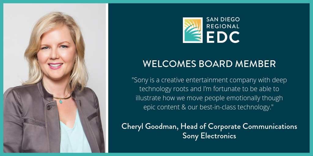 Meet our Board: Cheryl Goodman