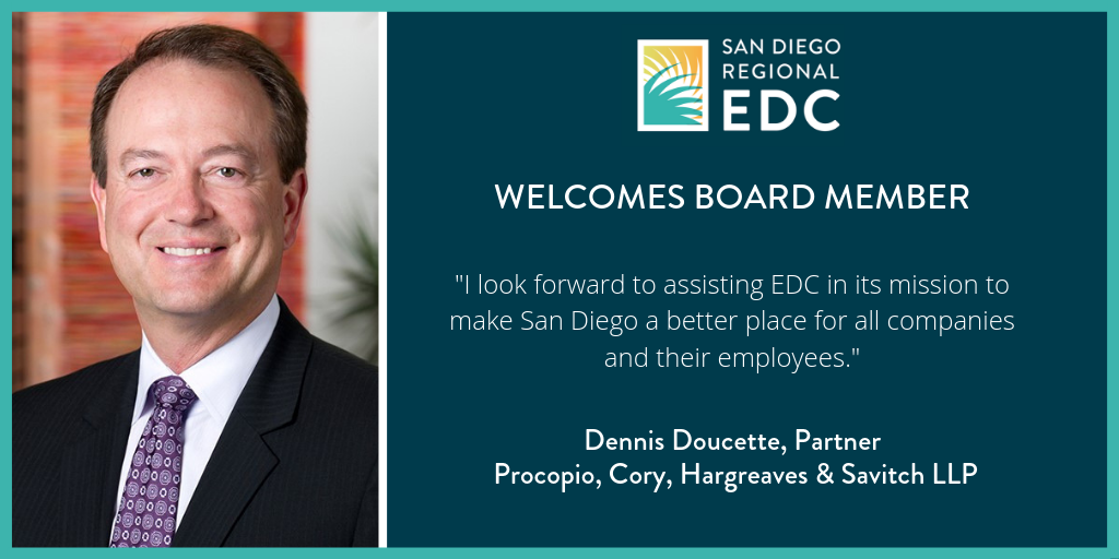 Meet our Board: Dennis Doucette