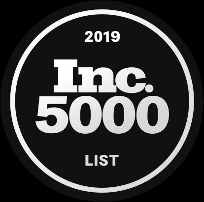 2019 Inc. 5000