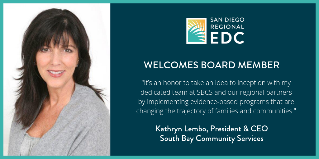 Meet our Board: Kathryn Lembo
