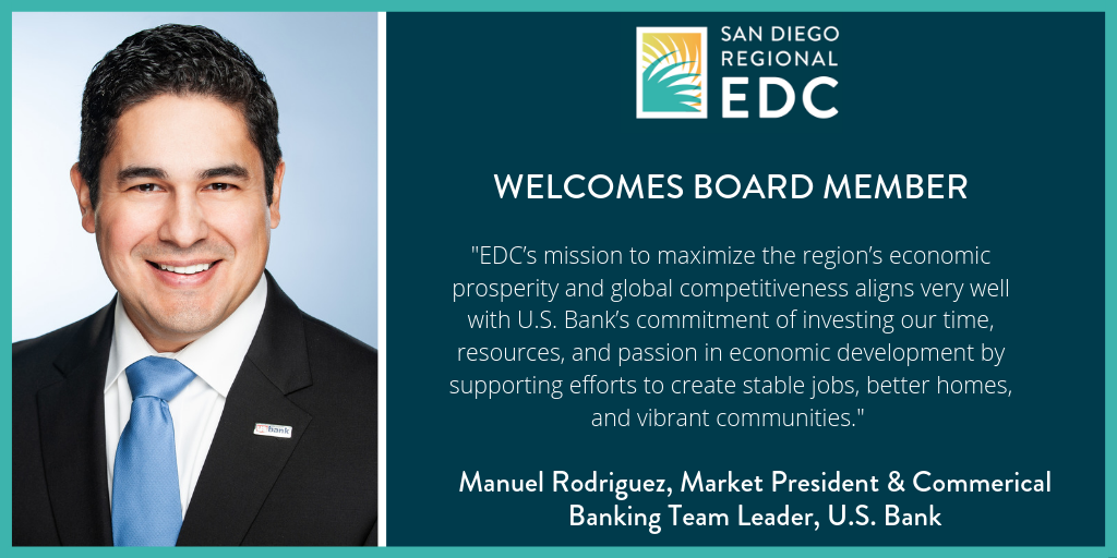 Meet our Board: Manuel Rodriguez