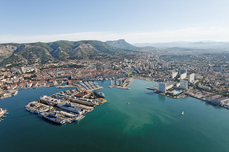 Port of Toulon